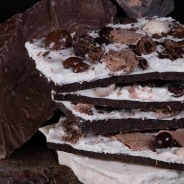 Triple Chocolate Hazelnut Espresso Bark<sup>TM</sup>